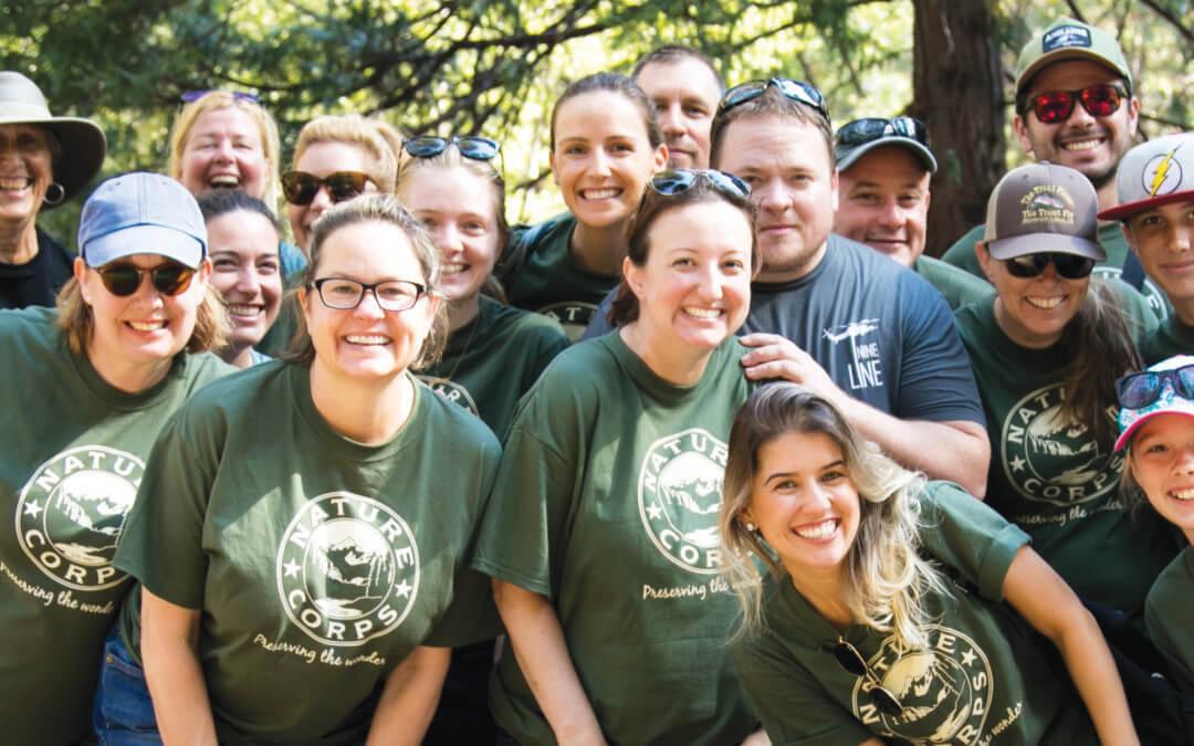 Volunteers Needed to Restore Rare Sequoia Habitat