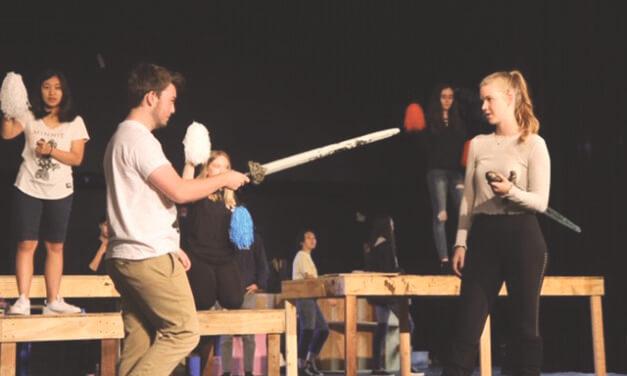 Tesoro Theatre Arts Presents Geek! High School Edition